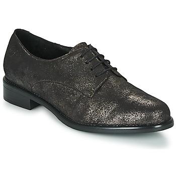 Cipők Női Oxford cipők Betty London CAXO Fekete
