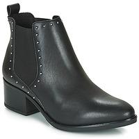 Cipők Női Csizmák Betty London LORYE Fekete