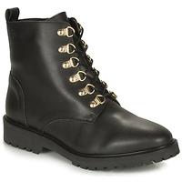 Cipők Női Csizmák Betty London LYSIS Fekete  / Vegán