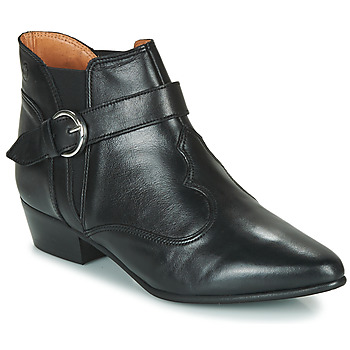 Cipők Női Csizmák Betty London LYDWINE Fekete