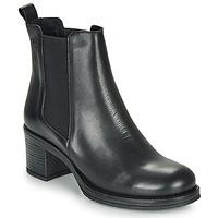 Cipők Női Bokacsizmák Betty London LOUE Fekete