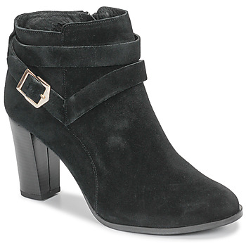 Cipők Női Bokacsizmák Betty London LIESE Fekete