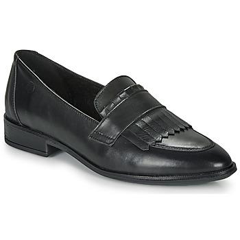 Cipők Női Mokkaszínek Betty London LATUFA Fekete