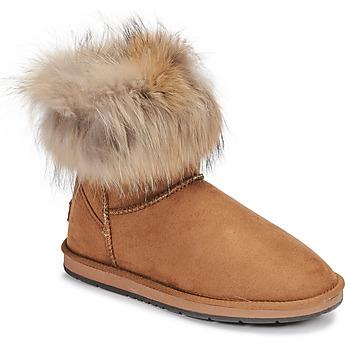 Cipők Női Csizmák Kaleo JADES Teve