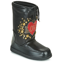 Cipők Női Hótaposók Love Moschino SKI BOOT Fekete