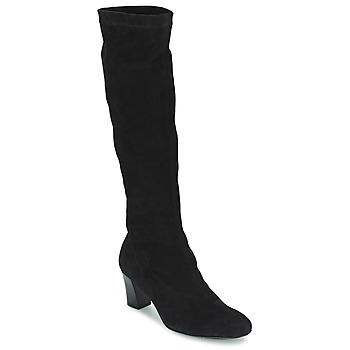 Cipők Női Városi csizmák Robert Clergerie PASSAC Fekete