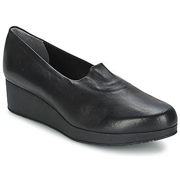 Cipők Női Félcipők Robert Clergerie NALOJ Fekete