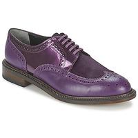 Cipők Női Oxford cipők Robert Clergerie ROEL Lila