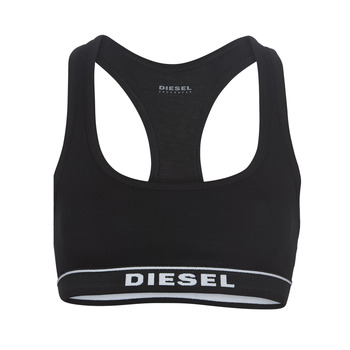 Fehérnemű Női Sport melltartók Diesel MILEY Fekete