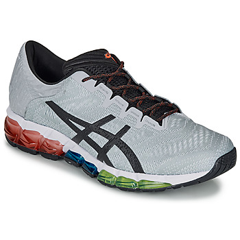 Cipők Férfi Rövid szárú edzőcipők Asics GEL-QUANTUM 360 5 JCQ Szürke / Sokszínű