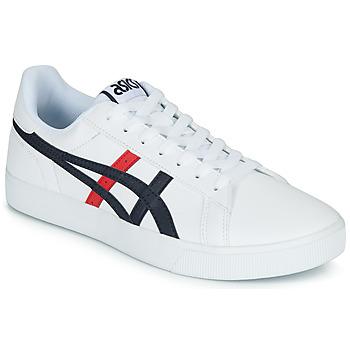 Cipők Férfi Rövid szárú edzőcipők Asics CLASSIC CT Fehér / Tengerész / Piros