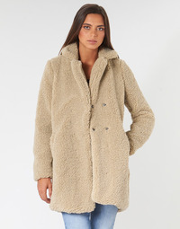 Ruhák Női Kabátok Noisy May NMGABI Bézs