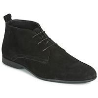 Cipők Férfi Csizmák Carlington EONARD Fekete