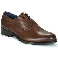 Cipők Férfi Oxford cipők Carlington LUCIEN Barna