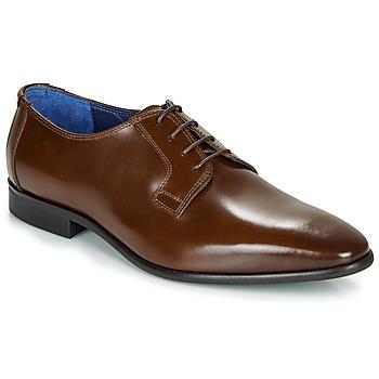 Cipők Férfi Oxford cipők Azzaro VICHE Barna