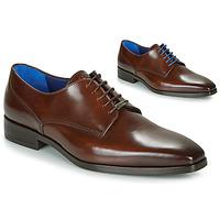 Cipők Férfi Oxford cipők Azzaro POIVRE Barna