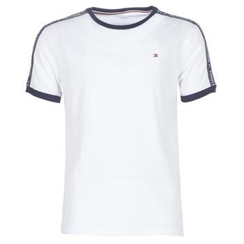Ruhák Férfi Rövid ujjú pólók Tommy Hilfiger AUTHENTIC-UM0UM00563 Fehér