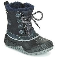 Cipők Gyerek Hótaposók Primigi FLEN-E GORE-TEX Kék