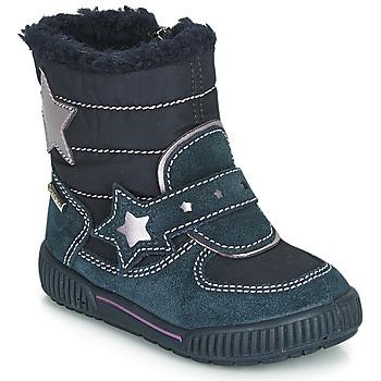 Cipők Lány Hótaposók Primigi RIDE 19 GORE-TEX Kék