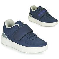 Cipők Gyerek Rövid szárú edzőcipők Primigi INFINITY LIGHTS Kék