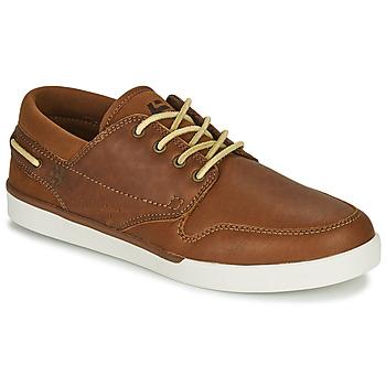 Cipők Férfi Rövid szárú edzőcipők Etnies DURHAM Barna