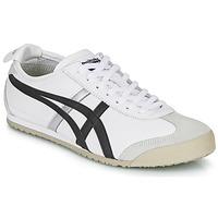 Cipők Rövid szárú edzőcipők Onitsuka Tiger MEXICO 66 Fehér / Fekete