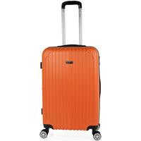 Táskák Keményfedeles bőröndök Itaca Sevron között Tangarine között