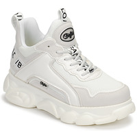 Cipők Női Rövid szárú edzőcipők Buffalo CORIN Fehér / Fekete