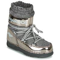Cipők Női Hótaposók Kangaroos K-MOON Szürke