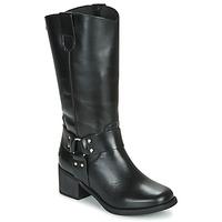 Cipők Női Városi csizmák Musse & Cloud AUSTIN Fekete