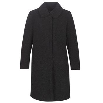 Ruhák Női Kabátok Le Temps des Cerises DOLL Fekete