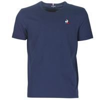 Ruhák Férfi Rövid ujjú pólók Le Coq Sportif ESS TEE SS N°2 M Kék / Tengerész
