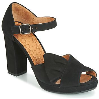 Cipők Női Szandálok / Saruk Chie Mihara BAMBOLE Fekete
