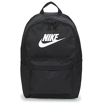 Táskák Hátitáskák Nike NK HERITAGE BKPK - 2.0 Fekete