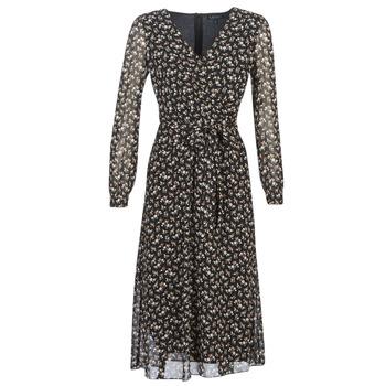 Ruhák Női Hosszú ruhák Lauren Ralph Lauren HOLDEN Sokszínű