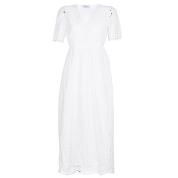 Ruhák Női Hosszú ruhák Betty London KATARELLE Fehér