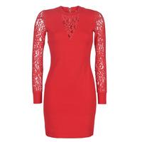 Ruhák Női Rövid ruhák Moony Mood LICE Piros