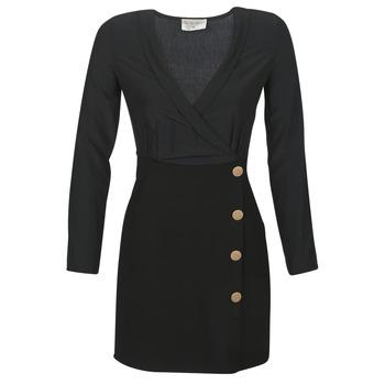 Ruhák Női Rövid ruhák Moony Mood LUCE Fekete