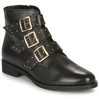 Cipők Női Csizmák Betty London LYS Fekete