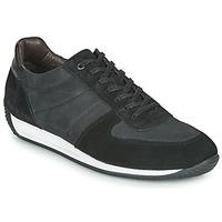 Cipők Férfi Rövid szárú edzőcipők Casual Attitude LARY Fekete