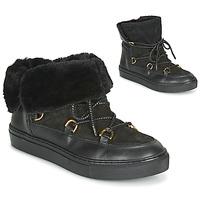 Cipők Női Csizmák Casual Attitude LONE Fekete