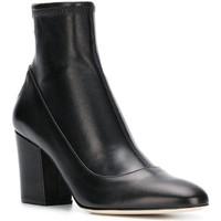 Cipők Női Városi csizmák Sergio Rossi A75282 MAF715 nero