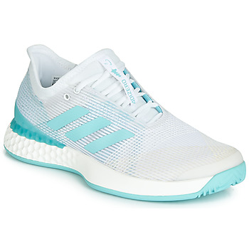 Cipők Női Futócipők adidas Performance ADIZERO UBERSONIC 3M X PARLEY Fehér / Kék