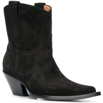 Cipők Női Városi csizmák Maison Margiela S58WU0221 PR047 nero