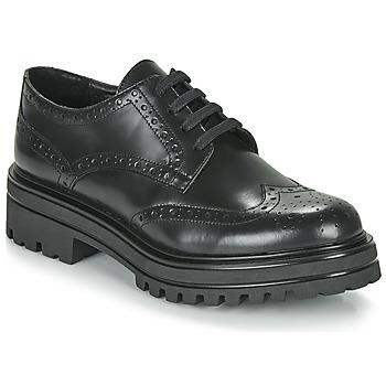 Cipők Női Oxford cipők Jonak ARICIE Fekete