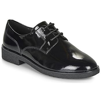 Cipők Női Oxford cipők Clarks GRIFFIN LANE Fekete
