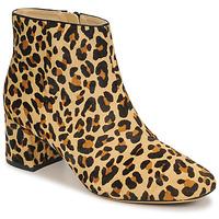 Cipők Női Bokacsizmák Clarks SHEER FLORA Leopárd