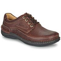 Cipők Férfi Oxford cipők Clarks NATURE THREE Barna