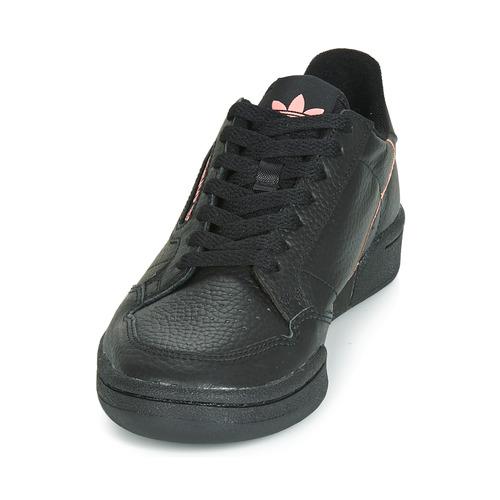 adidas Originals CONTINENTAL 80 W Fekete - Ingyenes Kiszállítás