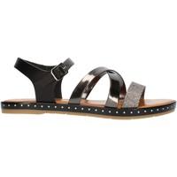Cipők Női Szandálok / Saruk Cala Molina M751D Gunmetal